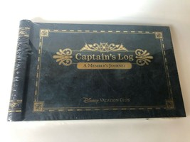 Disney Vacation Club Cruise Captains Log 2009 Members Journey Book Never... - $8.25