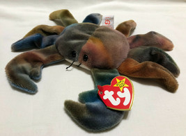TY BEANIE BABY CLAUDE, BIRTH DATE 9/3/1996, P.V.C. STYLE 4083 - NWT  - $9.99