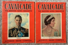 2 May 1937 Cavalcade The British News Magazine: King George IV & Queen E... - $20.17