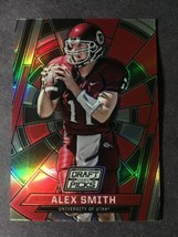 2016 Panini Prizm Collegiate Draft Picks Stained Glass #4 Alex Smith NM/MT - $1.99