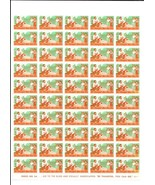 Blind Charity Cinderella Seals 50 MNH Stamps Be Thankful You Can See Ser... - £4.60 GBP