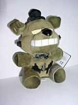 "Funko Plushies: Friday Night at Freddy's - Dread Bear 6"" Plush (NEW) - $18.95"