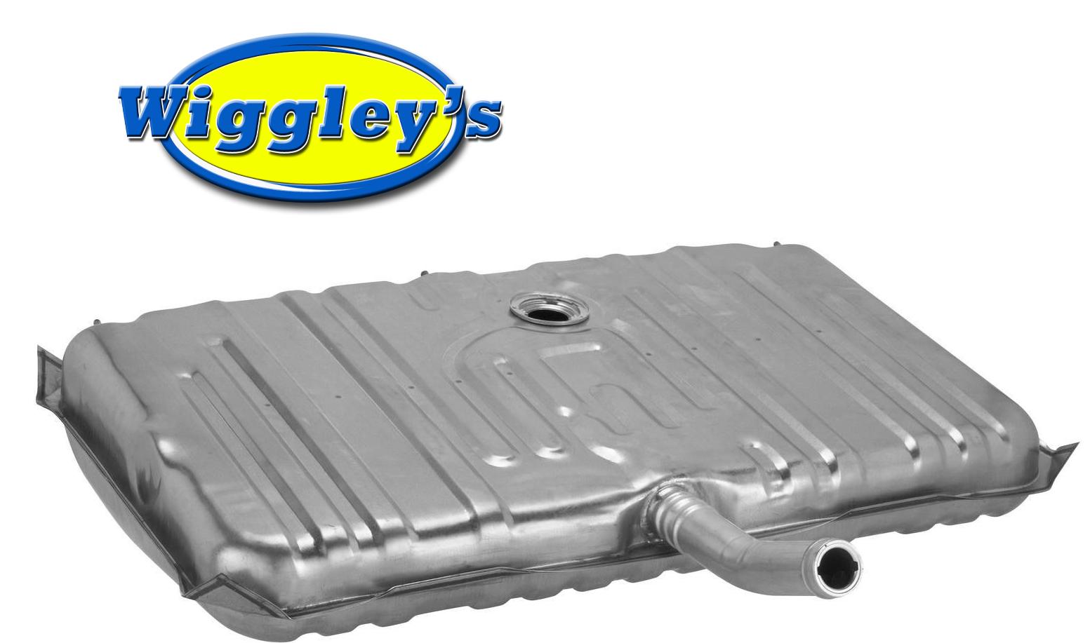 STAINLESS STEEL TANK IGM34G-SS FOR 70 CHEVROLET CHEVELLE 6.6L-V8 W/FILLER NECK