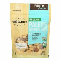 Woodstock Organic Paleo Go Snack Mix - Case Of 8 - 6 Oz. - 44904505 - $69.97