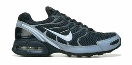 MEN'S NIKE AIR MAX TORCH 4 SHOES SIZE 15 obsidian white grey 343846 411 - $69.98