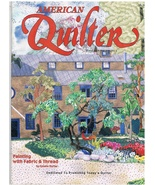 Back Issue of American Quilter Magazine Winter 2000 Quilt Craft - $7.99