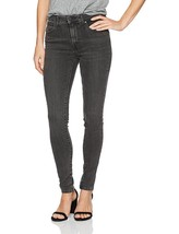 New Levi's 721 Women's High Rise Skinny Denim Jeans Dark Gray 188820048