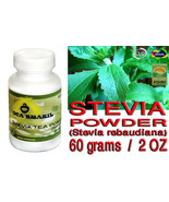 Stevia Leaf Tea Powder  -  100% Natural - Oca- Brazil  - $4.50