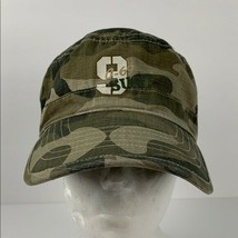 Gap Kids Youth Sz L XL Military Style Camo Hat Cap Adjustable Camouflage  - $9.49
