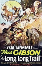The Long, Long Trail - 1929 - Movie Poster - $9.99+