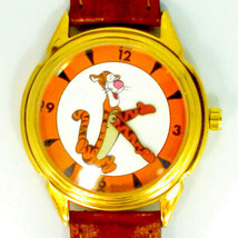 Tigger Disney Animated Arms Pointing Time, Disney Store Fossil Made Unwo... - $117.66