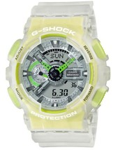 New Casio G-Shock Analog-Digital Resin Strap Mens Watch GA110LS-7A - $107.87