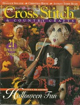 Better Homes and Gardens Cross Stitch Country Crafts Magazine Sept Oct 1994 - $6.99