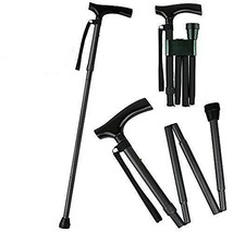 Kitchen Krush Canes and Walking Sticks for Men and Women Travel Adjustab... - $17.94