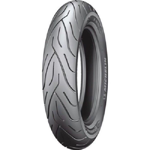 Michelin Commander II 100/90-19F Front Bias Motorcycle Cruiser Tire - 2X Mileage