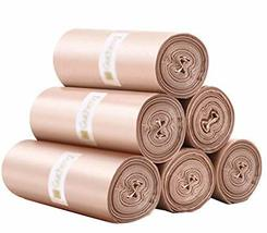 George Jimmy Disposable Household Garbage Bags Kitchen Trash Bags Plasti... - $17.76