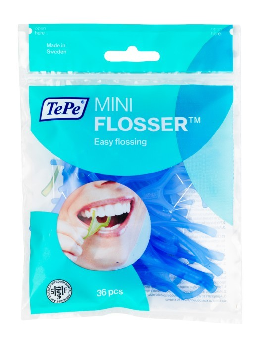 Tepe mini flosser 36 st 0