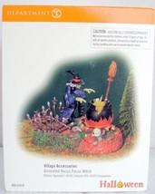 Dept 56 Animated Hocus Pocus Witch Village Halloween Accessories Retired... - ₨3,128.92 INR