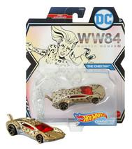 Hot Wheels DC The Cheetah Wonder Woman WW84 Character Cars Mint on Card - $11.88