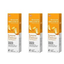 Avalon Organics Vitamin C Renewal Vitality Facial Serum, 1 Ounce (Pack o... - $57.46