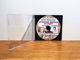 It Should Happen to You DVD 1954 Judy Holliday Comedy Romance B&W NR - $12.00