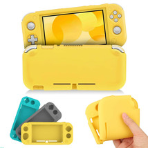 For Nintendo Switch Lite Silicone Case Soft Shock Proof Grip Protective Cover - $17.90
