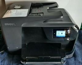 HP OfficeJet Pro 8715 All-in-one Printer - Black - $189.99