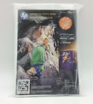 HP Q8690-10008 5X7 127x178 mm Glossy Photo Paper Universal Inkjet - $8.99