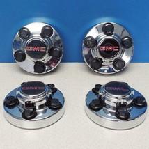 1992-2002 GMC 1500 4x2 Pickup / Van / Suburban 1613 Steel Rim Center Caps SET/4 - $120.00