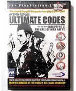 Action Replay Ultimate Codes: Max Payne 2 (Sony PlayStation 2) - $9.72