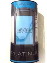 Platinum Purple Protective Case for Samsung GT-I9020 Google NEXUS S SNC10SL - $4.44
