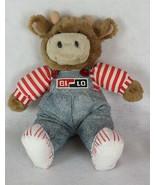 "Bi-Lo Vintage Grocery Store Stuffed Animal Moose Plush 18"" - $39.59"