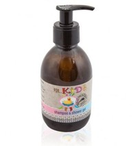 Natural shampoo and shower gel for Kids 250ml. - $11.94