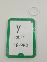 Hooked On Phonics Learn To Read 2nd Grade Green 2 Flash Cards - $5.89