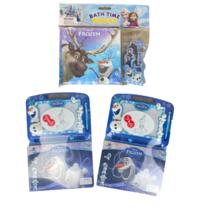 Disney FROZEN OLAF 2x Magnetic Drawing Board & Bath Time Book Toys Car T... - $28.95