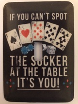 This says it all Metal switch Plate Poker - $9.50