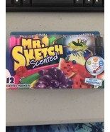 12pk Mr. Sketch Scented Ink Water-Based Markers Chisel Tip Yummy Fruit S... - $8.60