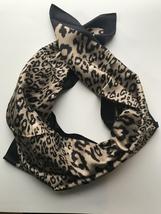 Banana Republic Large Animal-Print Large Silk Scarf - £44.45 GBP