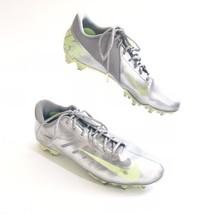 Nike Vapor Talon Elite Low TD Football Cleats Hyper Men 12 Chrome Volt Shoes - $24.70