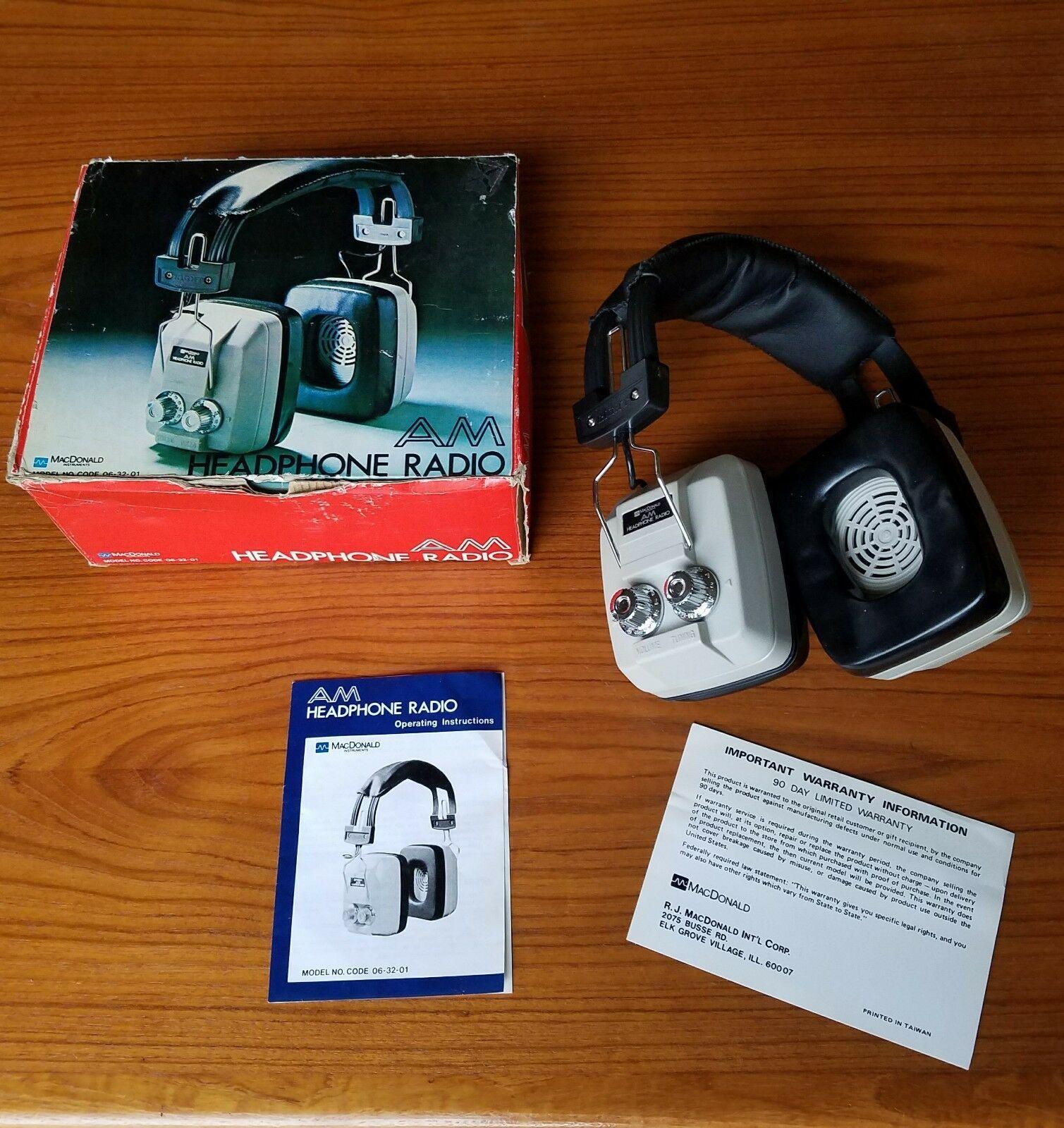 Work Radio Headphones - Image Headphone Mvsbc Org