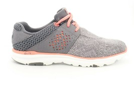 Abeo Spiral Sneakers  Running Shoes Gray /Coral Size US 7 ()5649 - $60.00