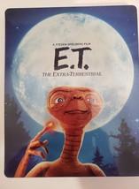 E.T. The Extra-Terrestrial - Blu-ray + DVD Steelbook