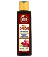 The Indie Earth Red Onion Anti Hair Loss & Hair Growth Oil With Argan 20... - $20.99