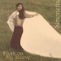 FAITH ON MY SLEEVE by Simonetta