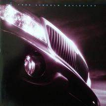 1999 Lincoln NAVIGATOR sales brochure catalog US 99 - $10.00