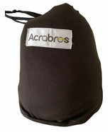 Acrabros Baby Wrap Carrier,Hands Free Carrier Black  - $19.59