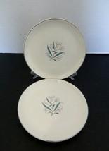 Regal Luncheon Salad Plate Alliance China Company Alliance Ohio Gold Tri... - $12.75