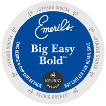 Emeril's Big Easy Bold Coffee, 96 count K cups, FREE SHIPPING ! - $61.70