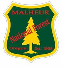 Malheur National Forest Sticker R3269 Oregon You Choose Size - $1.45+