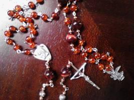 Dragon's Eye Rosary - $23.45